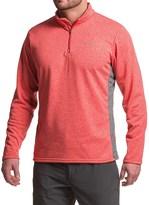 Columbia Dunsire Point Fleece Sweater - Zip Neck (For Men)