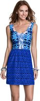 Maaji Wafture Creature Short Dress, L
