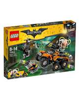 Batman LEGO The Movie Bane Toxic Truck