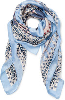Gregory Ladner SQUARE FLORENCE SCARF