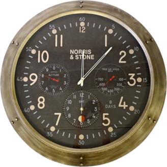 Searles Hawker Clock