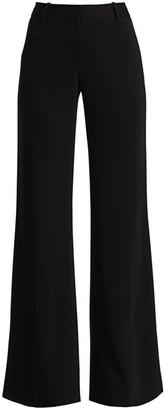 Kobi Halperin Janelle Embellished Flare Trousers