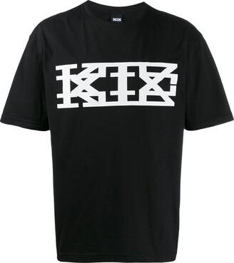 Kokon To Zai printed logo T-SHIRT