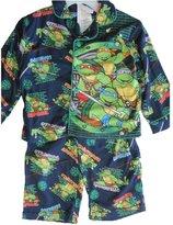 Nickelodeon Little Boys Teenage Mutant Ninja Turtles 2 Pc Pajama Set