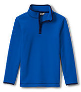 Classic Toddler Boys ThermaCheck 100 Fleece Pullover-Rich Persimmon