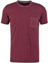 Teddy Smith Tilman Basic Tshirt Dark Wine