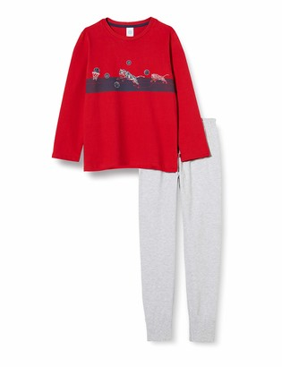 Sanetta Boys' Schlafanzug red Pajama Set 3 Years