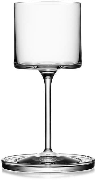Orrefors Medium Clear 7.7oz. Karl Lagerfeld Wine Glass