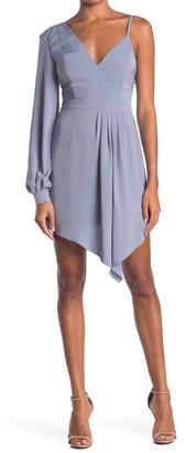 Do & Be One-Shoulder Asymmetrical Dress