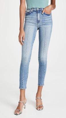 JONATHAN SIMKHAI STANDARD Rae High Rise Ankle Skinny Jeans