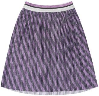Molo Glitter Plisse Skirt