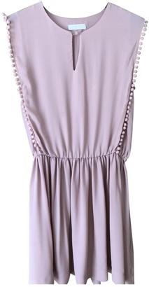 Gat Rimon Pink Polyester Dresses