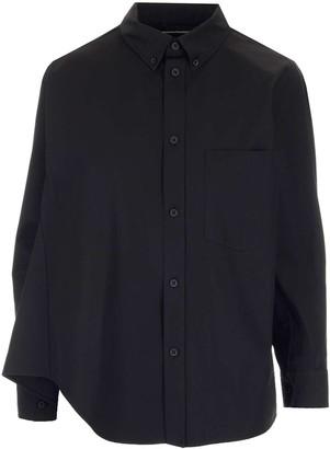 Balenciaga Asymmetric Shirt