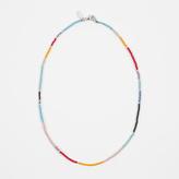 Paul Smith Men's Colour Block Bead Necklace