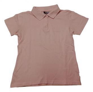 Asics Pink Cotton Tops