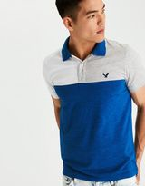 American Eagle Outfitters AE Colorblock Polo