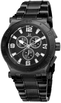 Joshua & Sons Men's Bracelet Watch