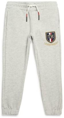 Tommy Hilfiger Junior Crest Logo Sweatpants