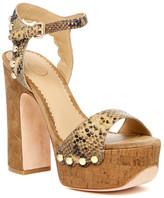 Ash Bacci Chunky Heel Sandal