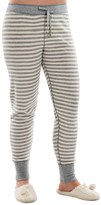 PJ Salvage Striped Thermal Joggers (For Women)