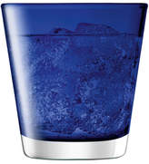 LSA International Asher Tumbler, Set of 6, Cobalt