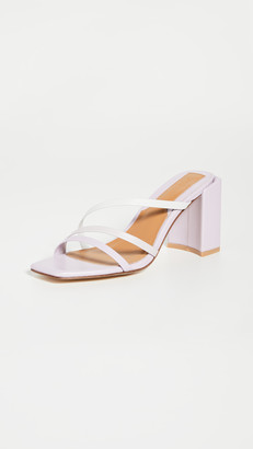 Jaggar Resort Heel Ombre Slides