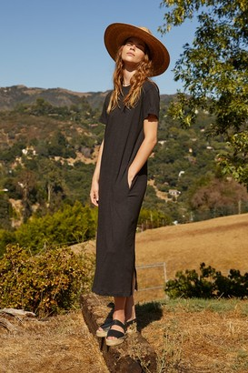 Velvet by Graham & Spencer Aida Vintage Slub Maxi Dress