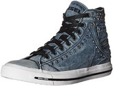Diesel Women's Magnete Exposure Iv Zip W Fashion Sneaker