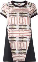 I'M Isola Marras swing T-shirt - women - Cotton/Polyester/Spandex/Elastane - L