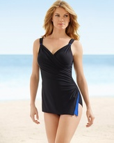 Soma Intimates Miraclesuit Paramore One Piece Swimsuit Black