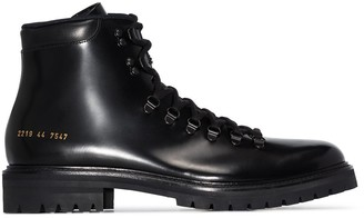 Common Projects 40mm Hiking Boots