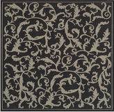 Safavieh Courtyard Scrolls Indoor/Outdoor Square Rugs