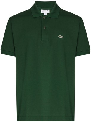 Lacoste Logo-Patch Short-Sleeve Polo Shirt