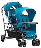 Joovy Big Caboose Graphite Stand-On Tandem Triple Stroller