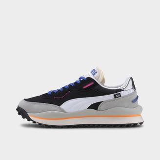 Puma Men's Style Rider Casual Shoes
