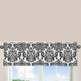 JoJo Designs Sweet Isabella Window Valance in Hot Pink