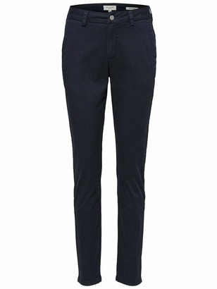 Selected Women's Slfmegan Mw Chino Noos W Trouser