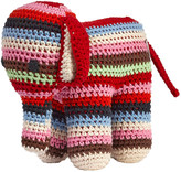 Anne Claire Crochet Elephant - Multi