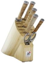 Zwilling J.A. Henckels Zwilling Miyabi Birchwood 7-Pc. Knife Set