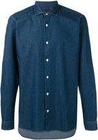 Z Zegna denim shirt - men - Cotton - S