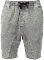 Zanerobe denim effect shorts