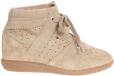 Etoile Isabel Marant Bobby Suede Sneakers