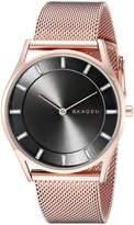Skagen Women's SKW2378 Holst Mesh Watch