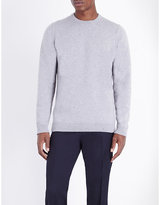 John Smedley Crawford Cashmere-blend Knitted Jumper