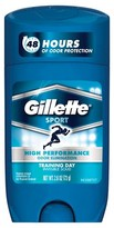 Gillette Odor Shield All Day Clean Deodorant 2.6-oz.