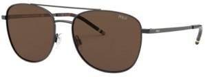 Polo Ralph Lauren Sunglasses, PH3127 57