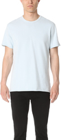 Reigning Champ Raw Edge Short Sleeve Crew Tee
