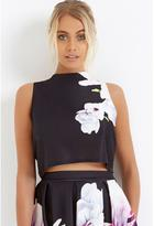 Girls On Film Co-ord Crop Top