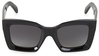 Celine 51MM Oversized Square Sunglasses