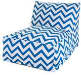 Santorini Chevron Indoor/Outdoor Chair Lounger